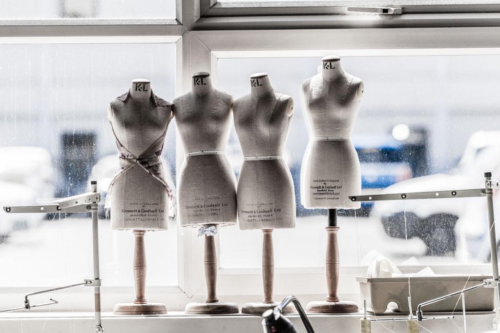 Fashion facilities at Glasgow Caledonian University
