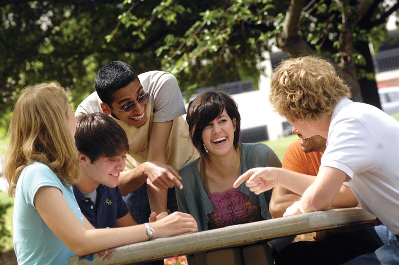 UAB Campus Students
