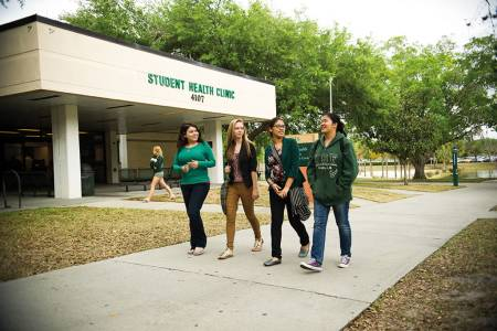 Student Health Clinic at University of South Florida