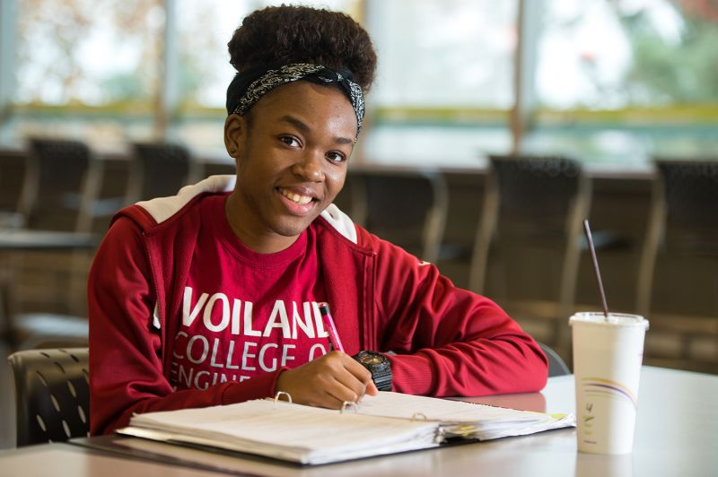 Marissa Chukwu student testimonial at INTO Washington State University