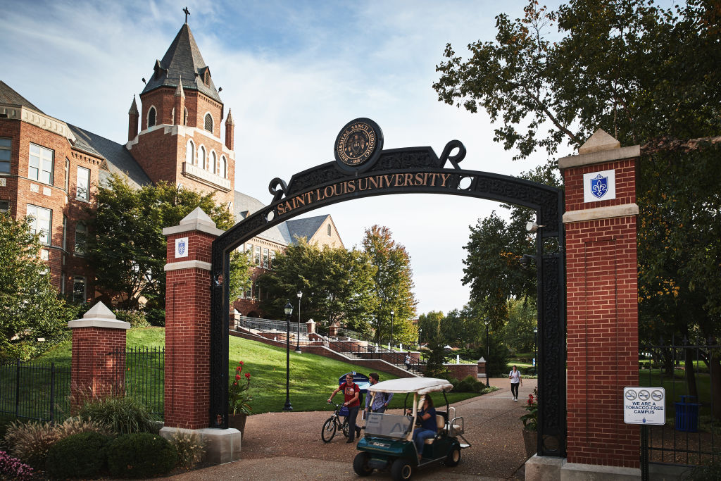 Saint Louis University Campus