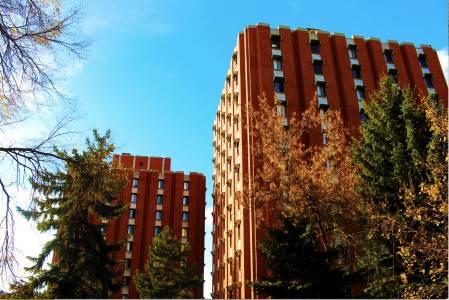 华盛顿州立大学Stephenson综合楼