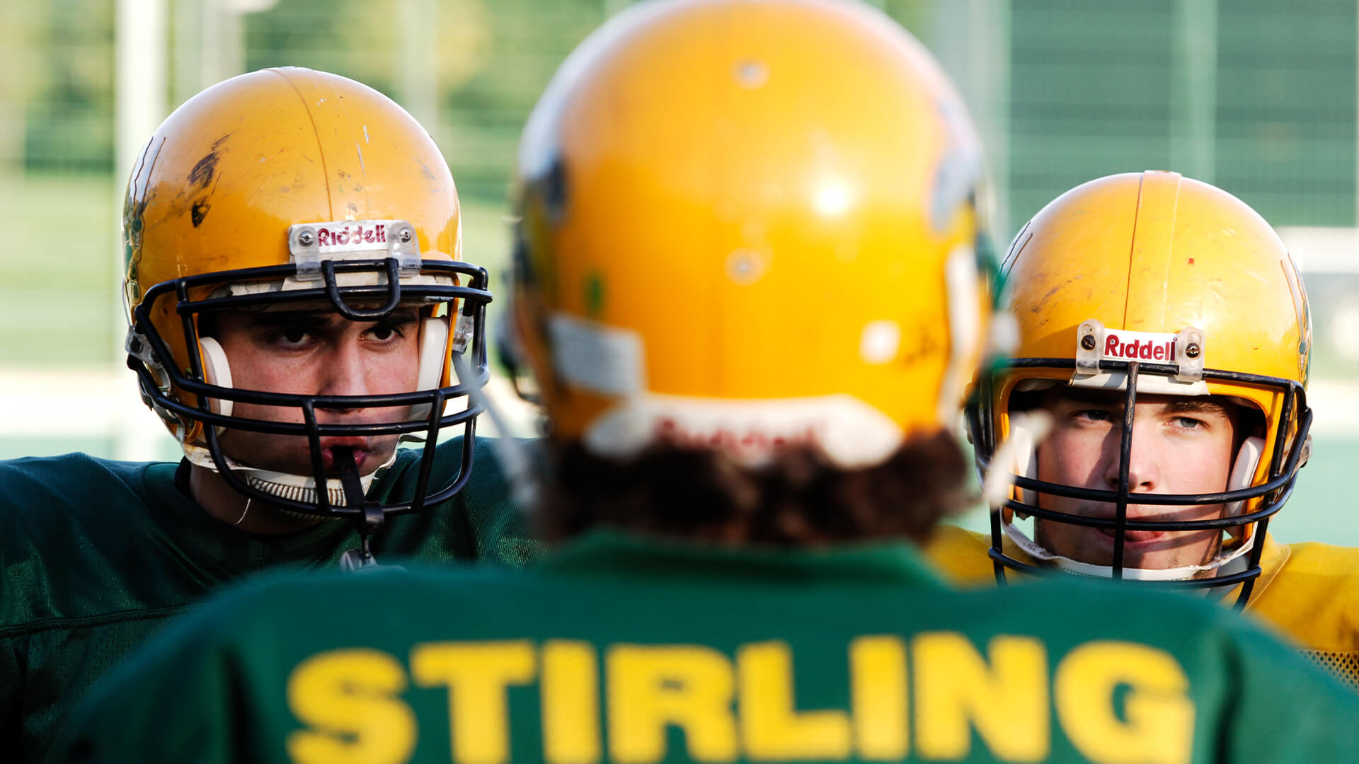 The Stirling Clansme, the American football team for the University of Stirling
