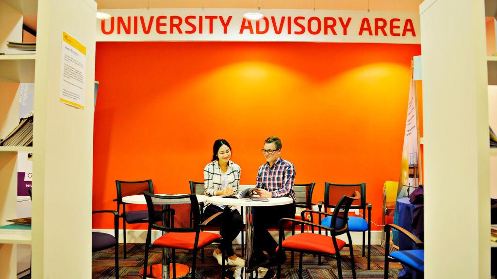 INTO Manchester university advisory area
