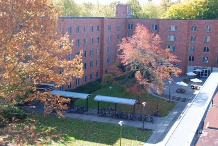 俄勒冈州立大学West Hall公寓外景