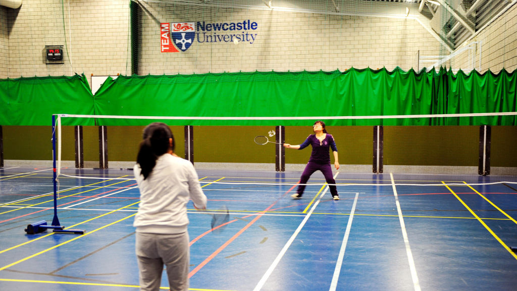 Centre for Physical Recreation & Sport at Newcastle University