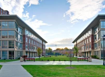 马歇尔大学一年级公寓
