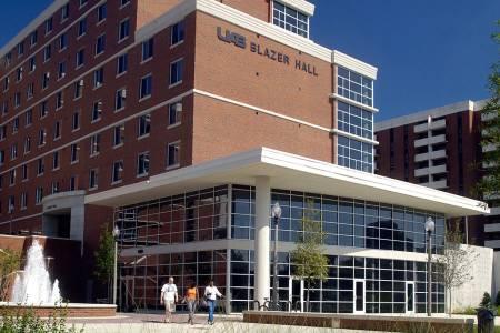 阿拉巴马大学伯明翰分校学生健身中心