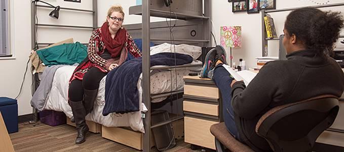 华盛顿州立大学宿舍公寓