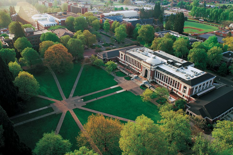Corvallis Campus at INTO Oregon State University