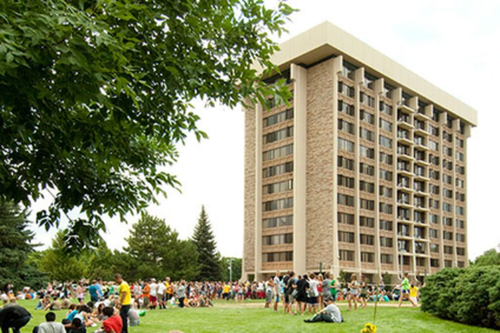 Westfall Hall at Colorado State University