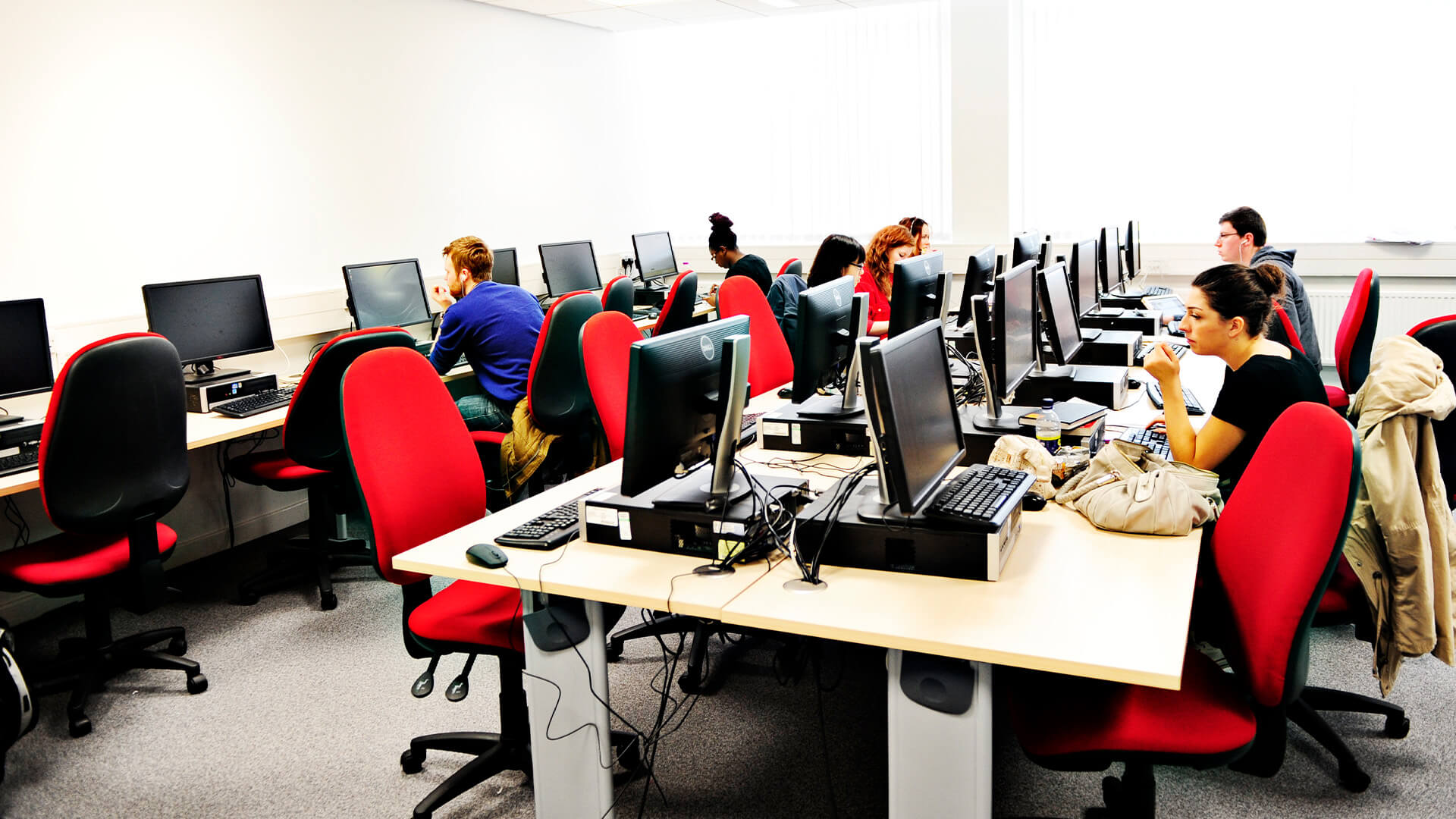 There are 3,000 computers across the University of Manchester campus
