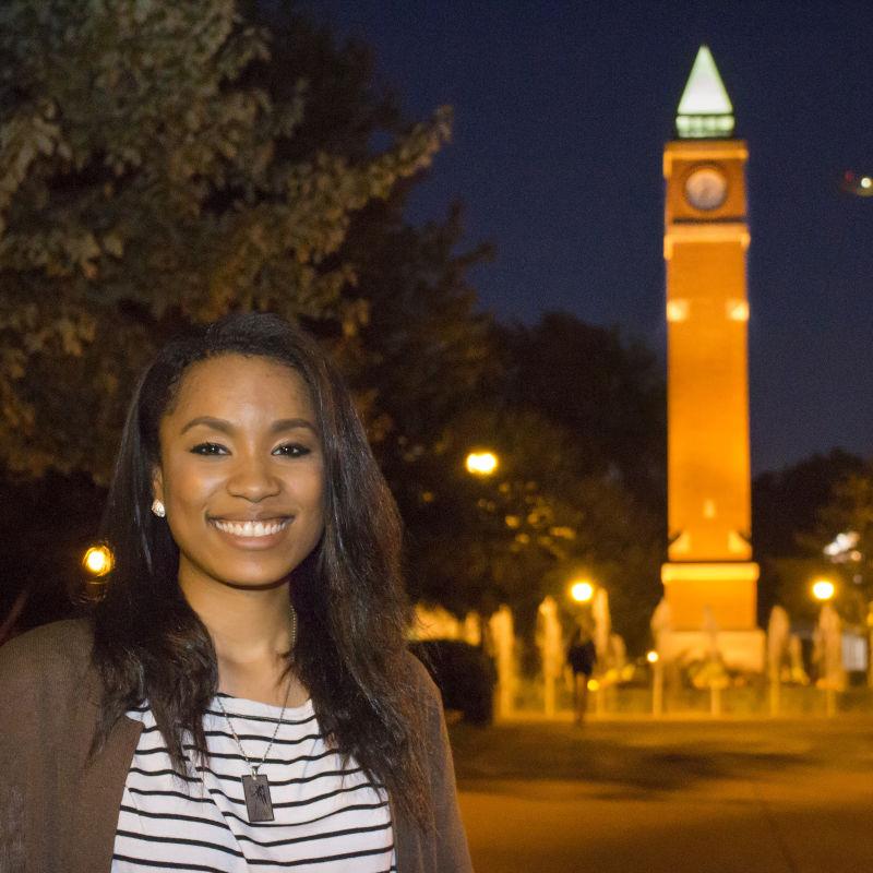 INTO SLU student Esther Chinwuko shares her story