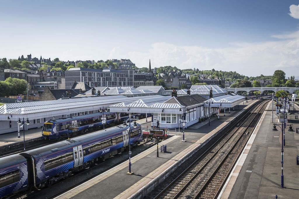Stirling train station