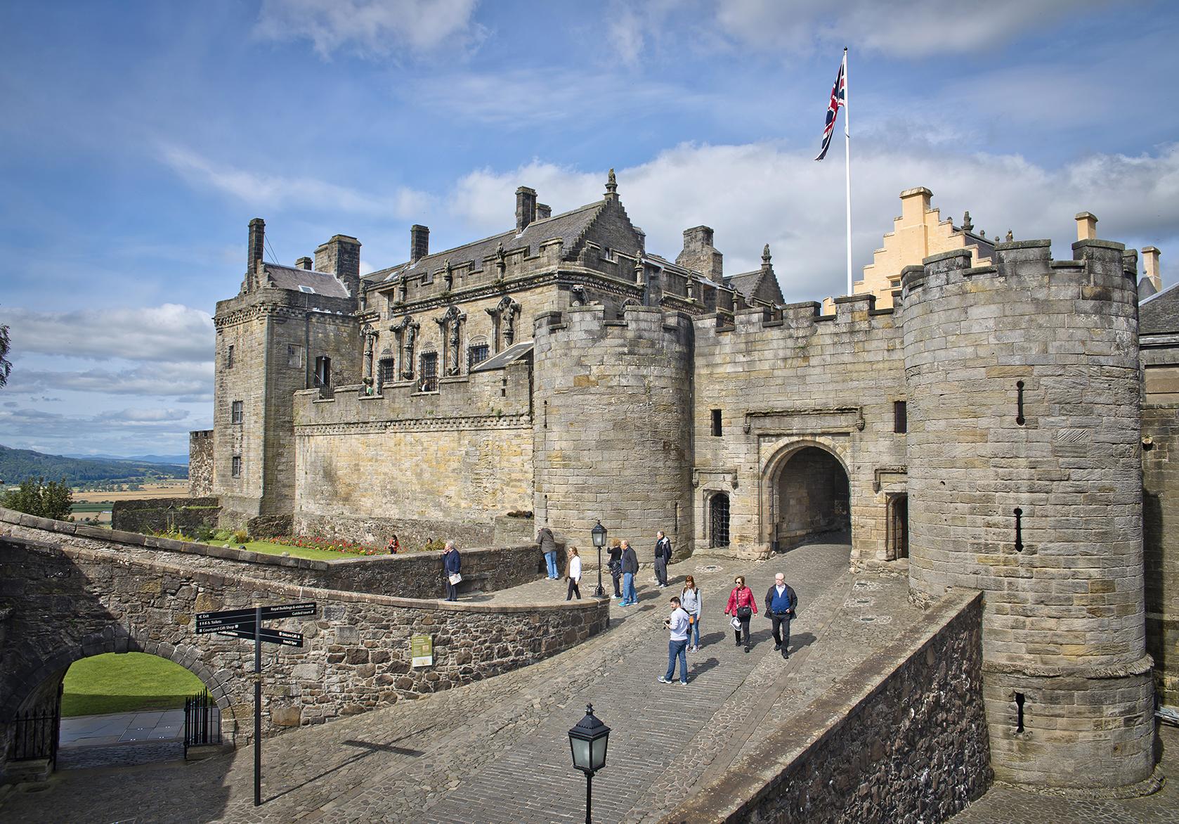 Historic Stirling Castle