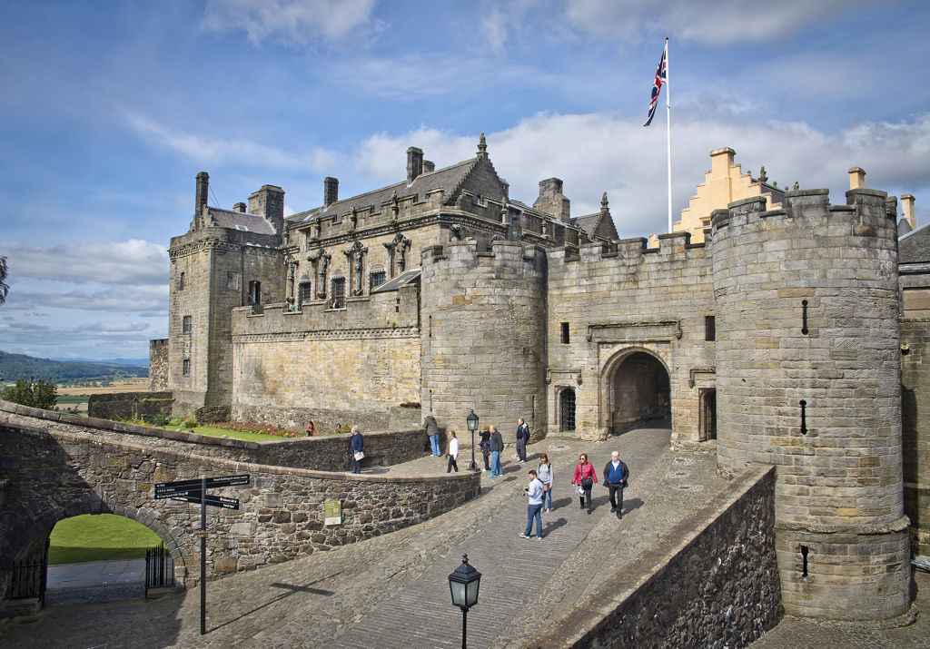 Historic Stirling Castle