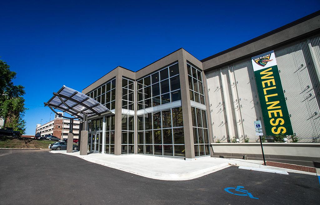 UAB Student Wellness Center
