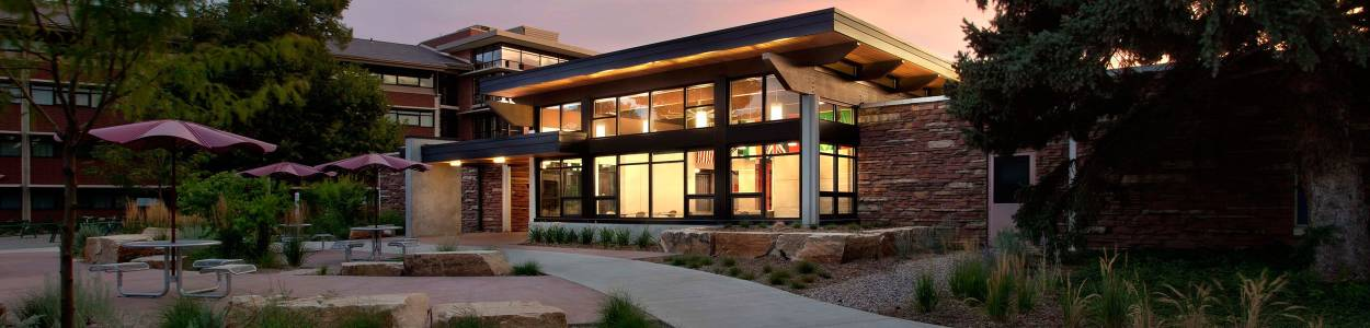 科罗拉多州立大学Parmelee Hall公寓