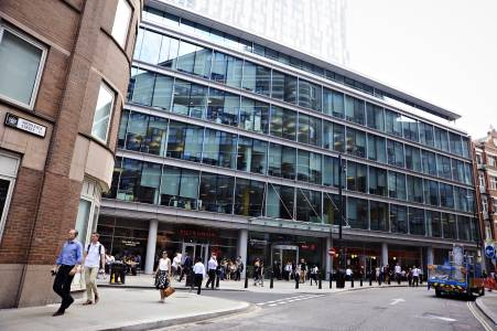 The Study Centre is located in the heart of London