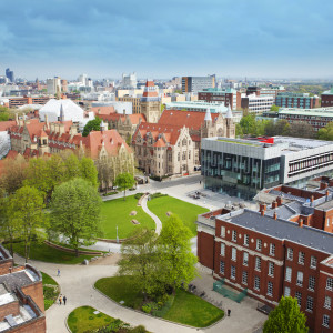 INTO Manchester in partnership with The University of Manchester