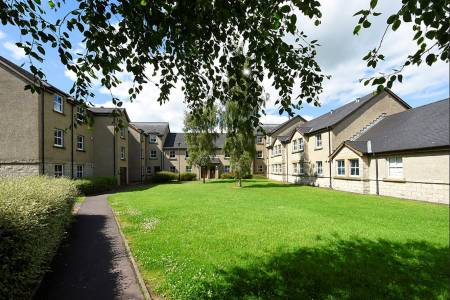External view of INTO University of Stirling John Forty's Court student residences