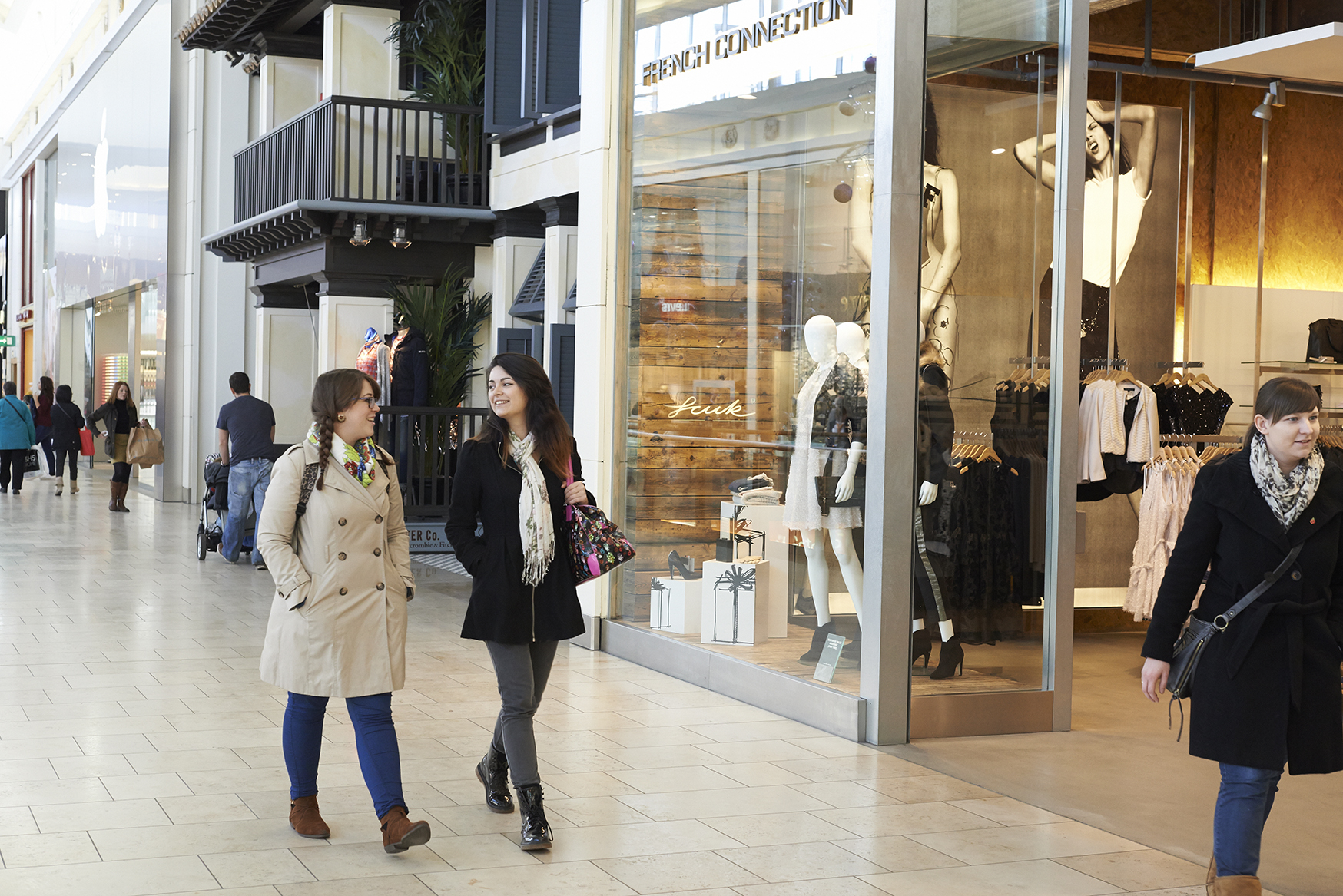 Norwich has hundreds of high street and independent shops to browse