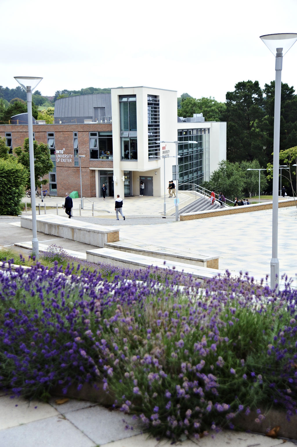 INTO University of Exeter Centre building