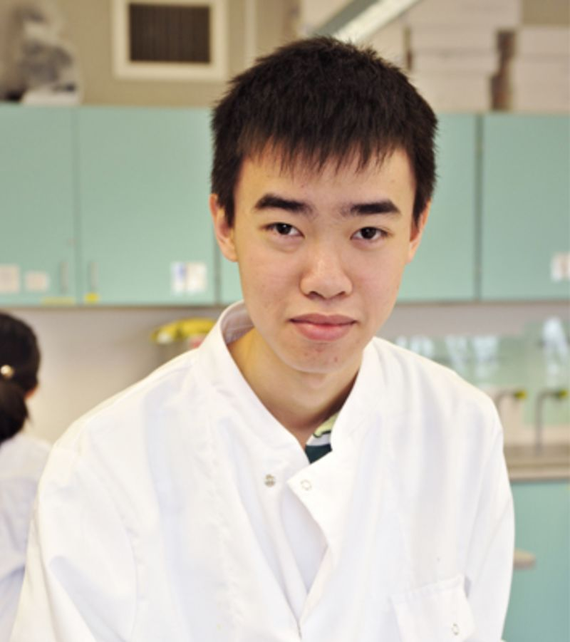 Photo of international student Do Vinh at Newton A Levels