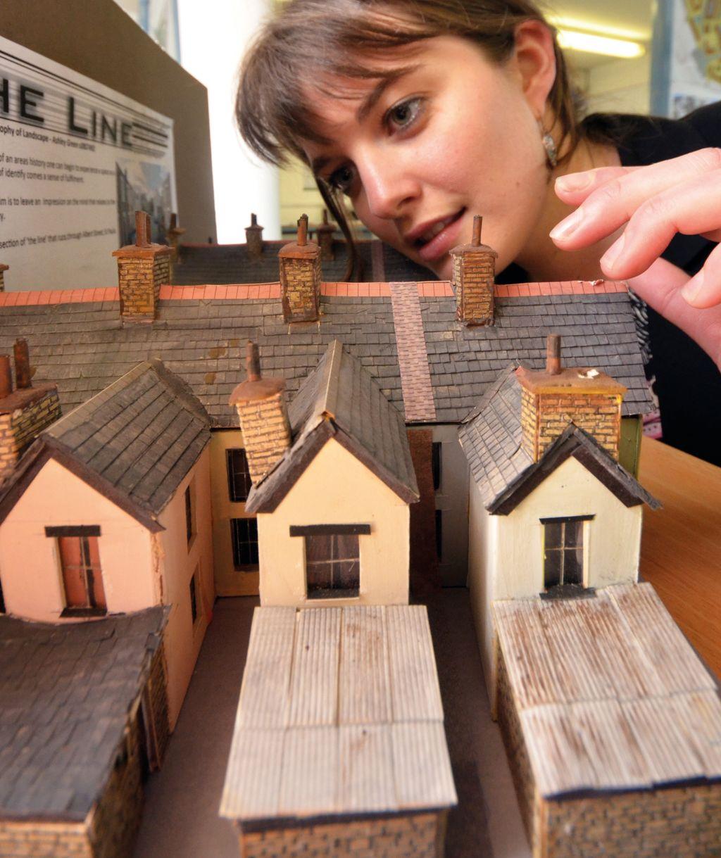 Landscape Architecture student at University of Gloucestershire