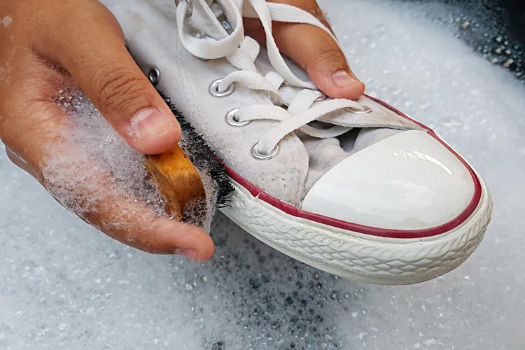Tvätta dina Adidas skor | k2bandet