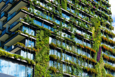 Building Sustainability: Assets & Smart City Energy Management