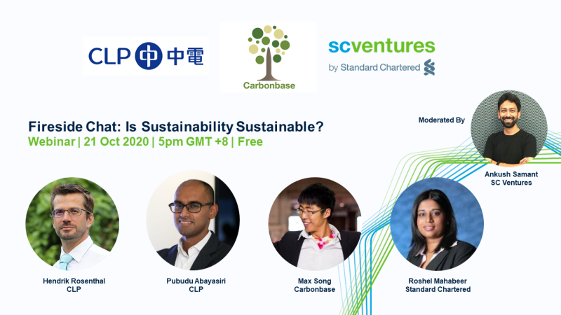 Fireside Chat: Is Sustainability Sustainable?