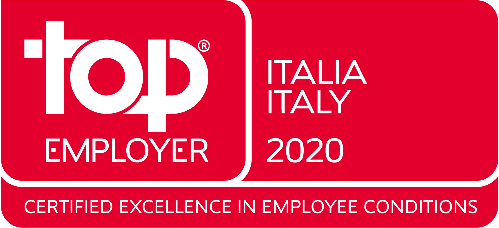 Top Employer Italy 2020