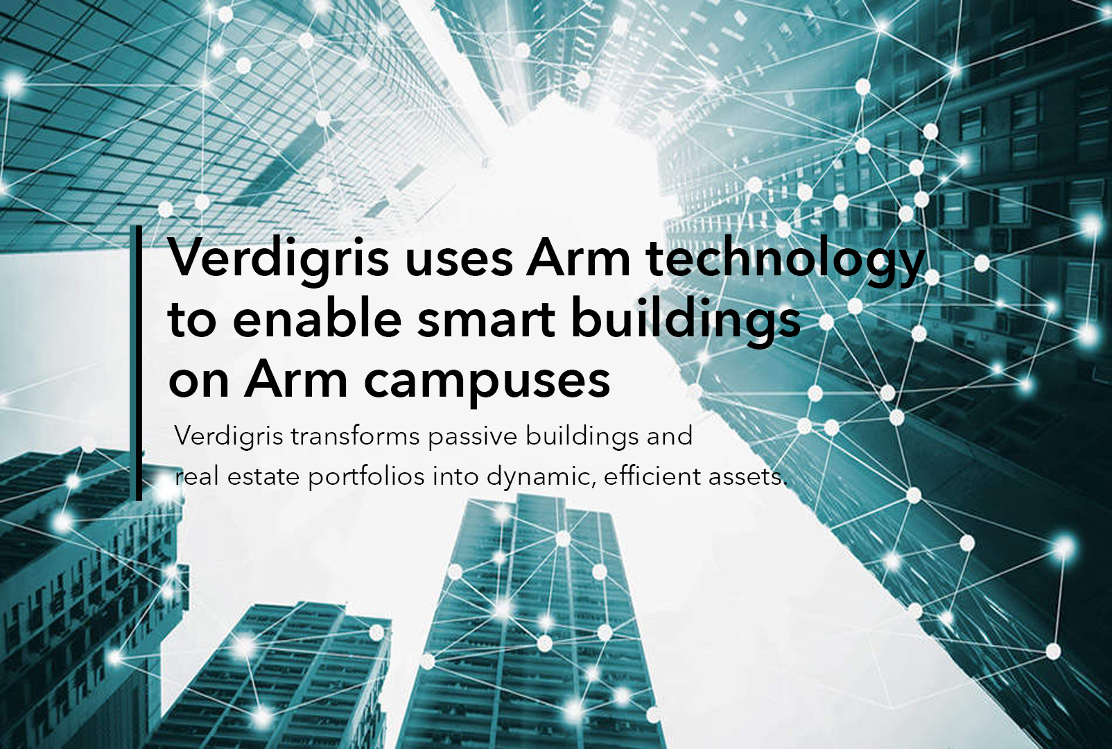ARM Smart Buildings enabled by Verdigris