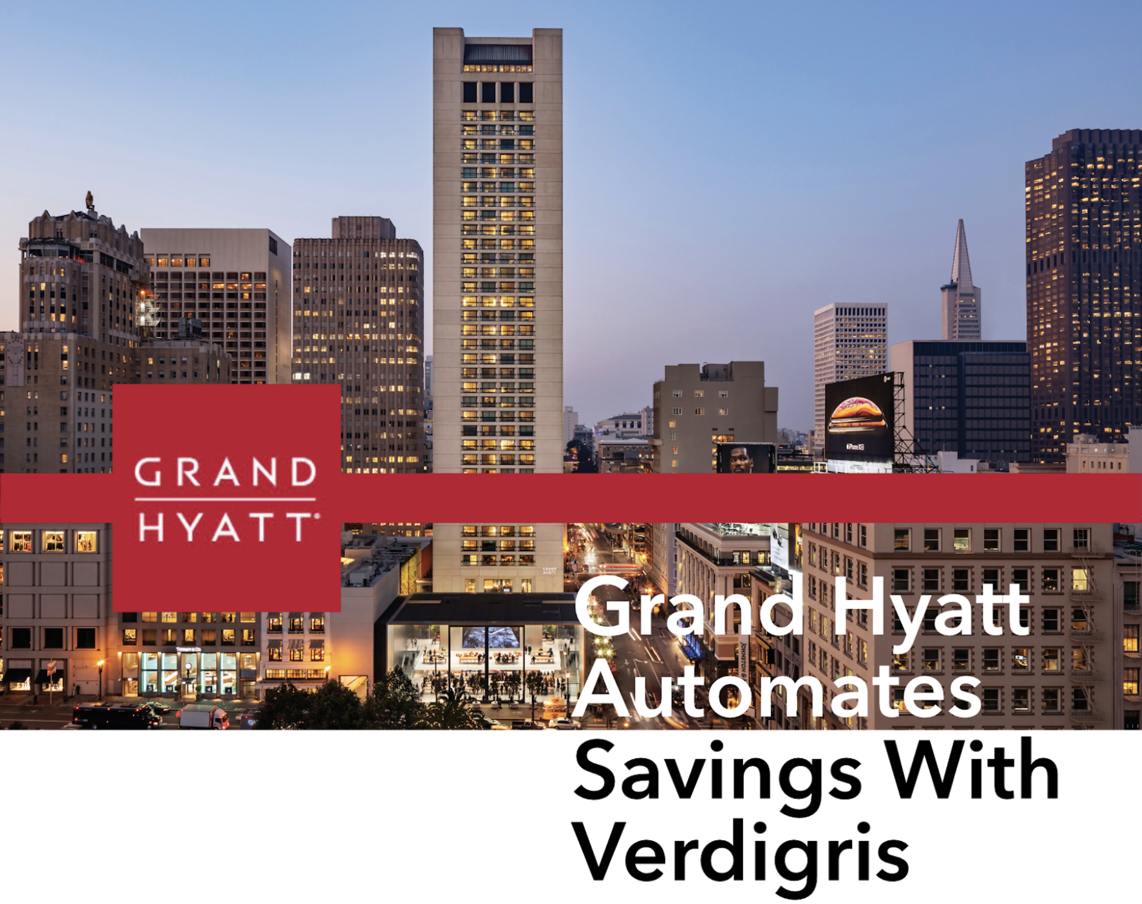 Grand Hyatt saves 20% with Adaptive Automation