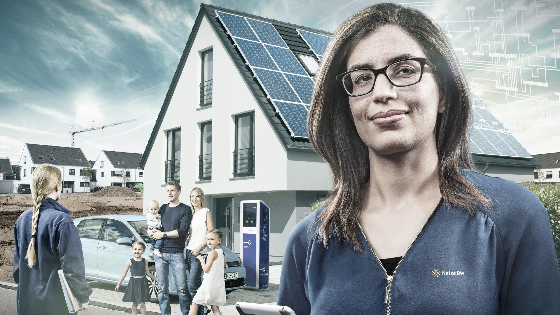 Hausanschluss anmelden - Netze BW GmbH
