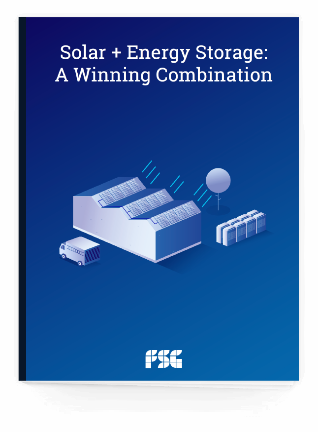 Download Free Guide: Solar + Energy Storage:A Winning Combination