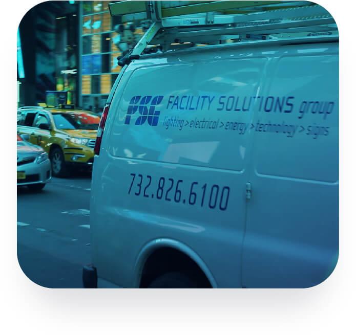FSG service truck