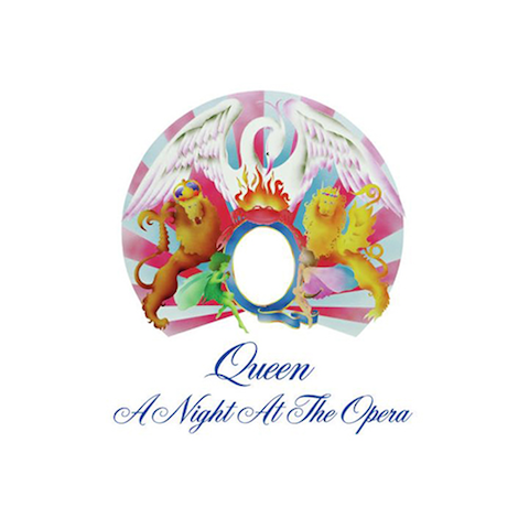 QUEEN Night at the Opera