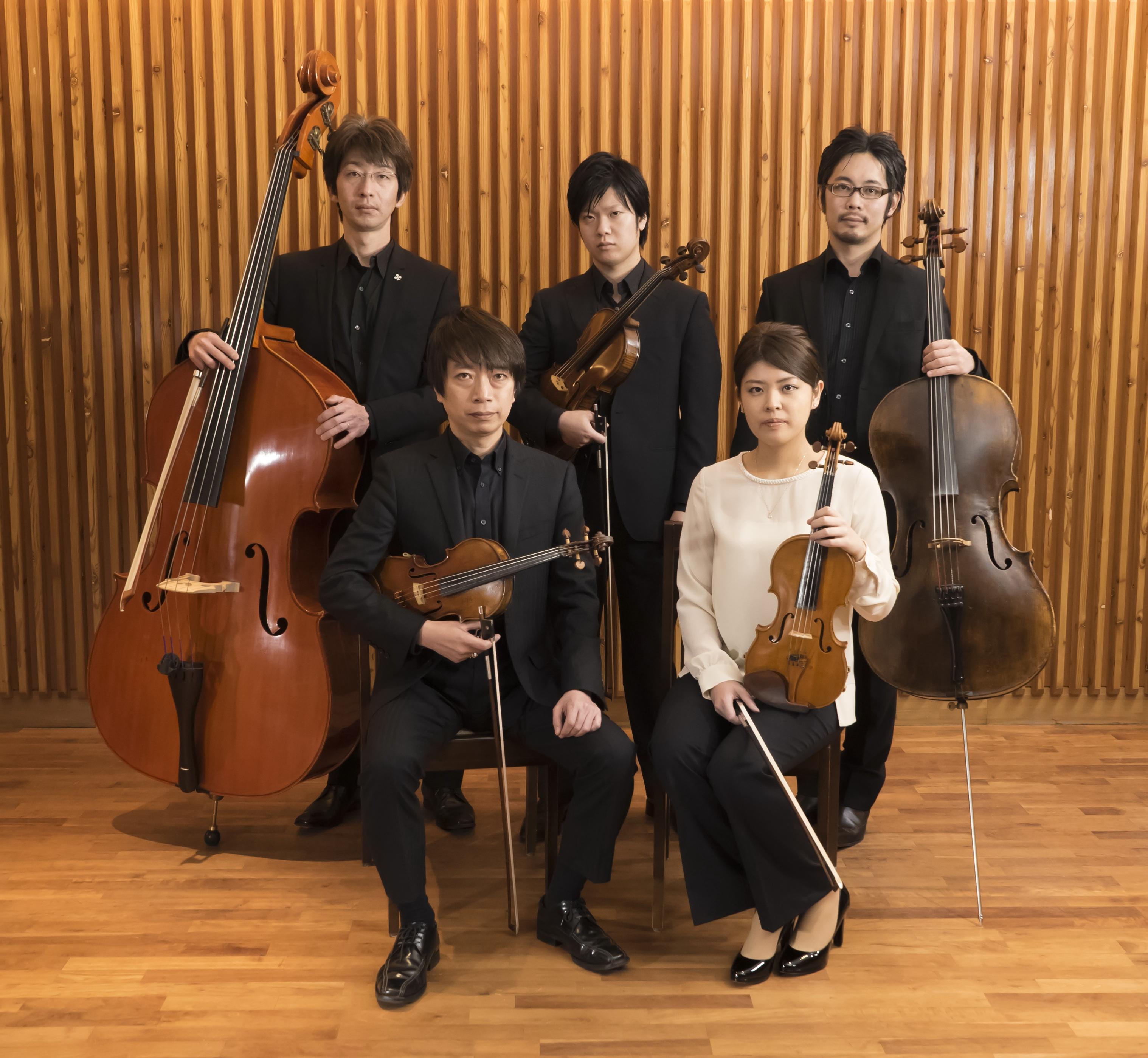 UNAMAS Fugue String Quintet - The Art Of Fugue image
