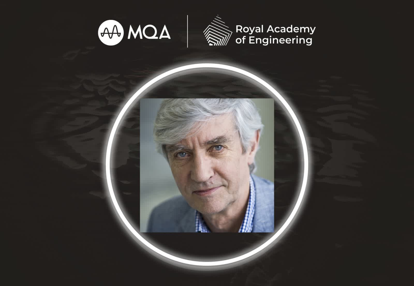 Bob Stuart Royal Academy of Engineering Award