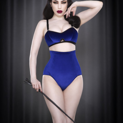 Van Doren bra and high waist brief