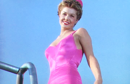 Esther Williams lingerie