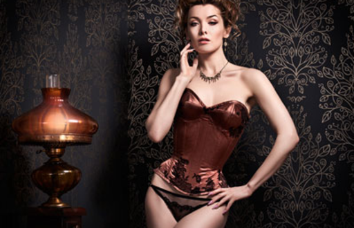 Orchid Corsetry lingerie