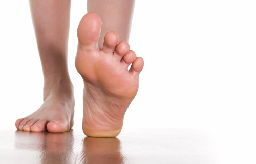 Listen to your Feet, Check for Diabetes