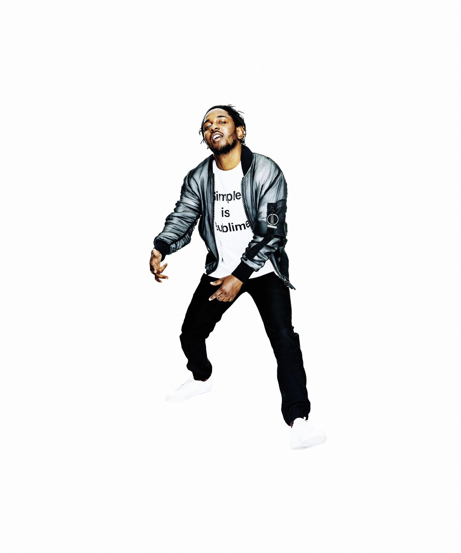 Kendrick Lamar thumbnail.