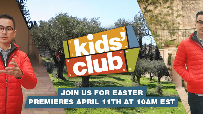 Kids Club Easter