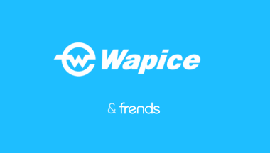 wapice cover blue
