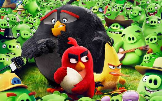 Showcase: Rovio Entertainment