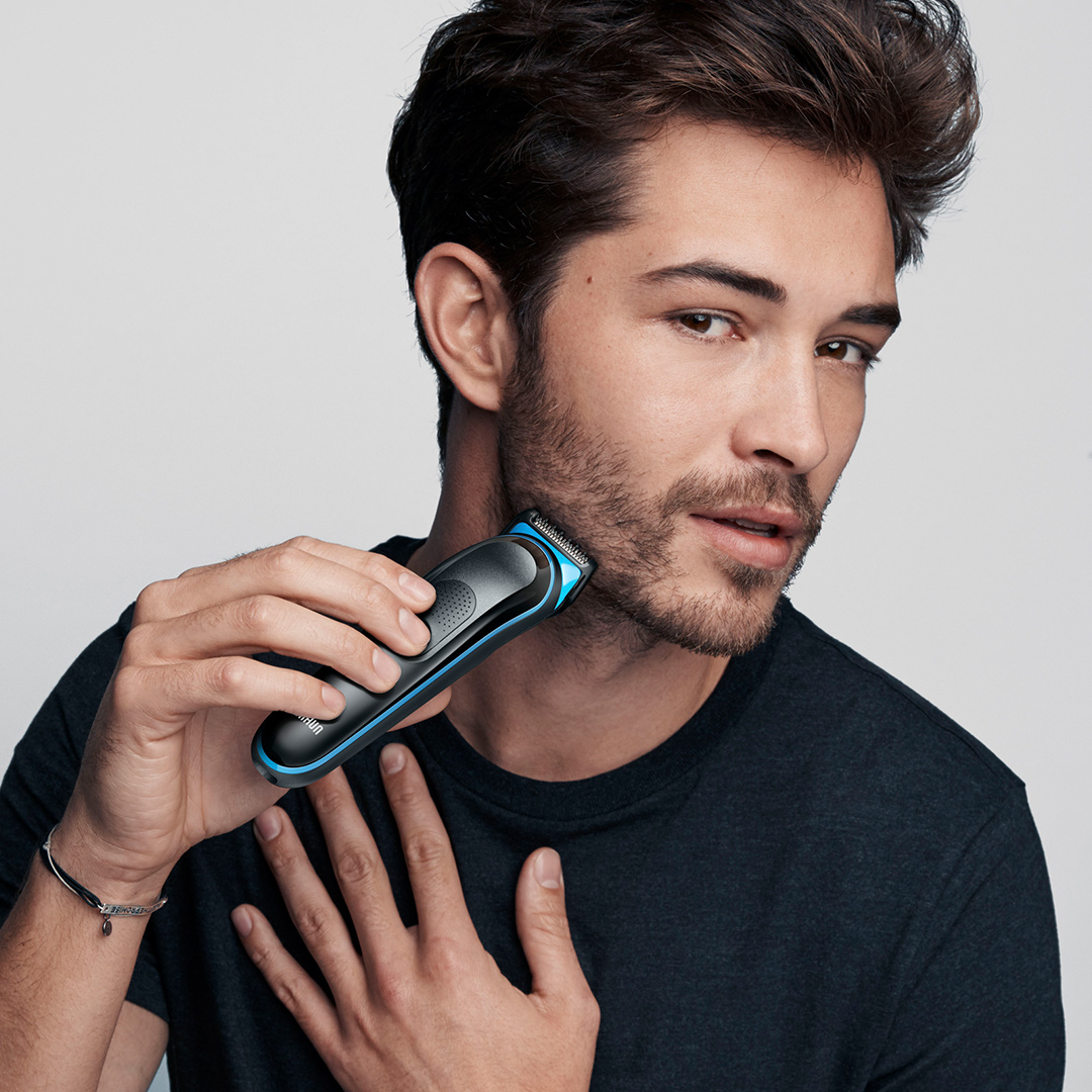 Braun All-in-one trimmer.